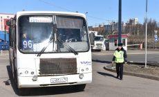 Рейд проверки маршрутных такси в Ярославле