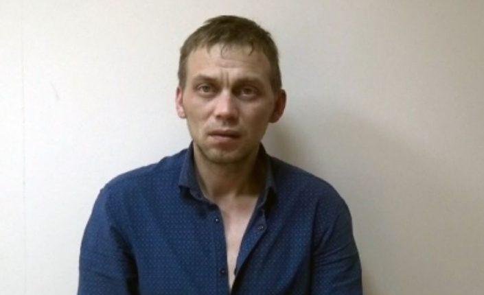 Опасный преступник рецидивист был задержан в Ярославле